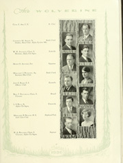 Page 39, 1930 Edition, Michigan State University - Red Cedar Log Yearbook (East Lansing, MI) online yearbook collection