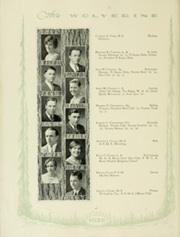 Page 42, 1930 Edition, Michigan State University - Red Cedar Log Yearbook (East Lansing, MI) online yearbook collection