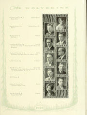 Page 43, 1930 Edition, Michigan State University - Red Cedar Log Yearbook (East Lansing, MI) online yearbook collection