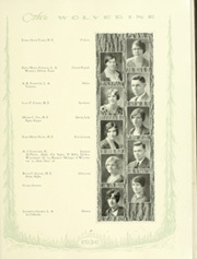 Page 47, 1930 Edition, Michigan State University - Red Cedar Log Yearbook (East Lansing, MI) online yearbook collection