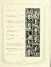 Page 51, 1930 Edition, Michigan State University - Red Cedar Log Yearbook (East Lansing, MI) online yearbook collection