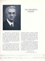 Page 17, 1935 Edition, Michigan State University - Red Cedar Log Yearbook (East Lansing, MI) online yearbook collection