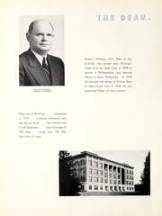 Page 16, 1939 Edition, Michigan State University - Red Cedar Log Yearbook (East Lansing, MI) online yearbook collection