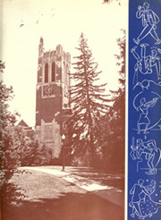 Page 11, 1940 Edition, Michigan State University - Red Cedar Log Yearbook (East Lansing, MI) online yearbook collection