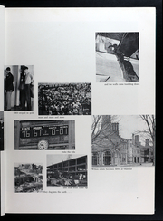 Page 11, 1957 Edition, Michigan State University - Red Cedar Log Yearbook (East Lansing, MI) online yearbook collection