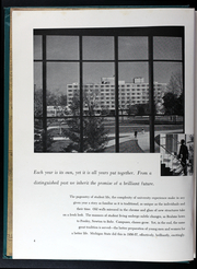 Page 8, 1957 Edition, Michigan State University - Red Cedar Log Yearbook (East Lansing, MI) online yearbook collection