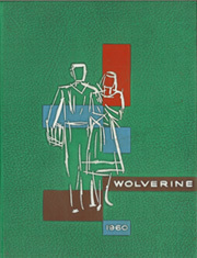 1960 Edition, Michigan State University - Red Cedar Log Yearbook (East Lansing, MI)