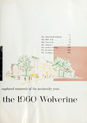 Page 9, 1960 Edition, Michigan State University - Red Cedar Log Yearbook (East Lansing, MI) online yearbook collection