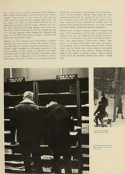 Page 38, 1967 Edition, Michigan State University - Red Cedar Log Yearbook (East Lansing, MI) online yearbook collection