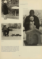 Page 48, 1967 Edition, Michigan State University - Red Cedar Log Yearbook (East Lansing, MI) online yearbook collection