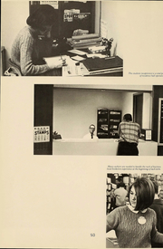 Page 51, 1967 Edition, Michigan State University - Red Cedar Log Yearbook (East Lansing, MI) online yearbook collection