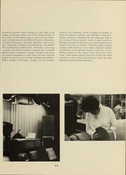 Page 98, 1967 Edition, Michigan State University - Red Cedar Log Yearbook (East Lansing, MI) online yearbook collection