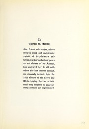 Page 11, 1926 Edition, Inglewood High School - Green and White Yearbook (Inglewood, CA) online yearbook collection