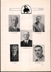 Page 11, 1927 Edition, Inglewood High School - Green and White Yearbook (Inglewood, CA) online yearbook collection
