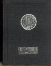 Page 1, 1930 Edition, Inglewood High School - Green and White Yearbook (Inglewood, CA) online yearbook collection