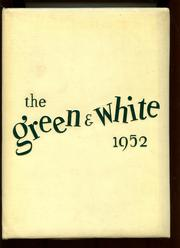 1952 Edition, Inglewood High School - Green and White Yearbook (Inglewood, CA)