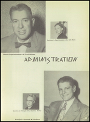 Page 13, 1953 Edition, Inglewood High School - Green and White Yearbook (Inglewood, CA) online yearbook collection