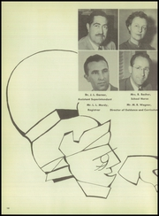 Page 14, 1953 Edition, Inglewood High School - Green and White Yearbook (Inglewood, CA) online yearbook collection