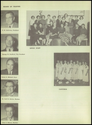 Page 16, 1953 Edition, Inglewood High School - Green and White Yearbook (Inglewood, CA) online yearbook collection