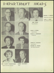 Page 17, 1953 Edition, Inglewood High School - Green and White Yearbook (Inglewood, CA) online yearbook collection