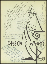 Page 5, 1953 Edition, Inglewood High School - Green and White Yearbook (Inglewood, CA) online yearbook collection