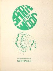 1976 Edition, Inglewood High School - Green and White Yearbook (Inglewood, CA)
