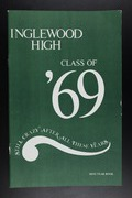 1979 Edition, Inglewood High School - Green and White Yearbook (Inglewood, CA)