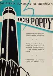 Page 5, 1939 Edition, Coronado High School - Beachcomber Yearbook (Coronado, CA) online yearbook collection