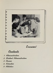 Page 11, 1941 Edition, Coronado High School - Beachcomber Yearbook (Coronado, CA) online yearbook collection