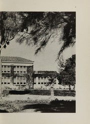 Page 7, 1941 Edition, Coronado High School - Beachcomber Yearbook (Coronado, CA) online yearbook collection