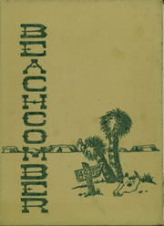 1949 Edition, Coronado High School - Beachcomber Yearbook (Coronado, CA)