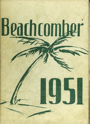 1951 Edition, Coronado High School - Beachcomber Yearbook (Coronado, CA)