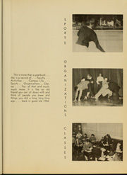 Page 11, 1952 Edition, Coronado High School - Beachcomber Yearbook (Coronado, CA) online yearbook collection