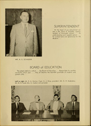 Page 14, 1952 Edition, Coronado High School - Beachcomber Yearbook (Coronado, CA) online yearbook collection