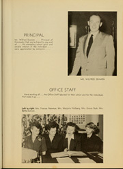 Page 15, 1952 Edition, Coronado High School - Beachcomber Yearbook (Coronado, CA) online yearbook collection