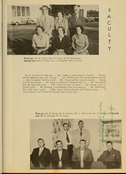 Page 17, 1952 Edition, Coronado High School - Beachcomber Yearbook (Coronado, CA) online yearbook collection