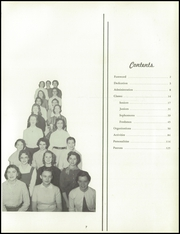 Page 11, 1957 Edition, St Anthonys High School - L Antoine Yearbook (Beaumont, TX) online yearbook collection