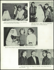 Page 16, 1957 Edition, St Anthonys High School - L Antoine Yearbook (Beaumont, TX) online yearbook collection