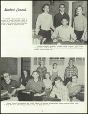 Page 17, 1957 Edition, St Anthonys High School - L Antoine Yearbook (Beaumont, TX) online yearbook collection