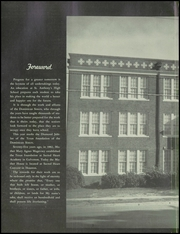 Page 6, 1957 Edition, St Anthonys High School - L Antoine Yearbook (Beaumont, TX) online yearbook collection