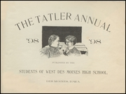 Page 9, 1898 Edition, Des Moines Technical High School - Engineer Yearbook (Des Moines, IA) online yearbook collection