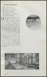 Page 17, 1906 Edition, Des Moines Technical High School - Engineer Yearbook (Des Moines, IA) online yearbook collection