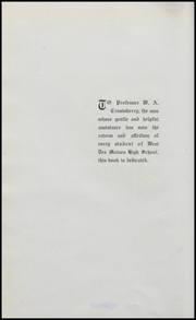 Page 10, 1908 Edition, Des Moines Technical High School - Engineer Yearbook (Des Moines, IA) online yearbook collection