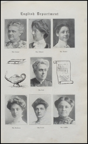 Page 13, 1908 Edition, Des Moines Technical High School - Engineer Yearbook (Des Moines, IA) online yearbook collection
