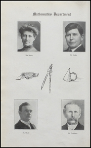 Page 14, 1908 Edition, Des Moines Technical High School - Engineer Yearbook (Des Moines, IA) online yearbook collection