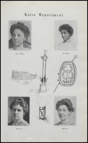 Page 15, 1908 Edition, Des Moines Technical High School - Engineer Yearbook (Des Moines, IA) online yearbook collection