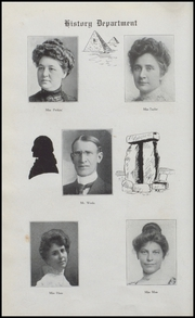 Page 16, 1908 Edition, Des Moines Technical High School - Engineer Yearbook (Des Moines, IA) online yearbook collection