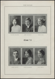 Page 15, 1913 Edition, Des Moines Technical High School - Engineer Yearbook (Des Moines, IA) online yearbook collection