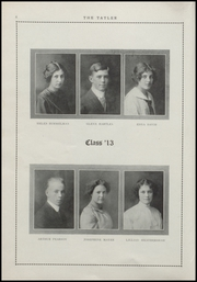 Page 16, 1913 Edition, Des Moines Technical High School - Engineer Yearbook (Des Moines, IA) online yearbook collection