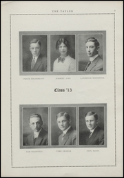 Page 17, 1913 Edition, Des Moines Technical High School - Engineer Yearbook (Des Moines, IA) online yearbook collection